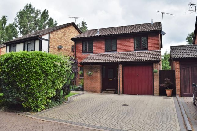 Thumbnail Detached house for sale in Cheylesmore Drive, Camberley