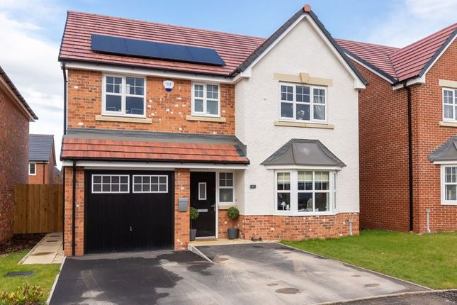 Front Elevation of Stansfield Drive, Euxton PR7
