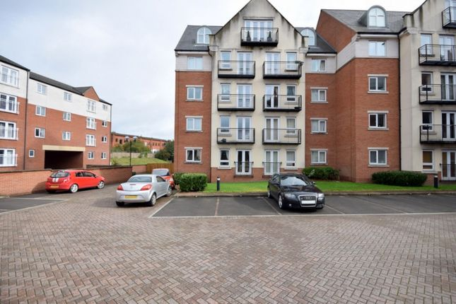 Thumbnail 2 bed flat for sale in Rowleys Mill, Uttoxeter New Road, Derby