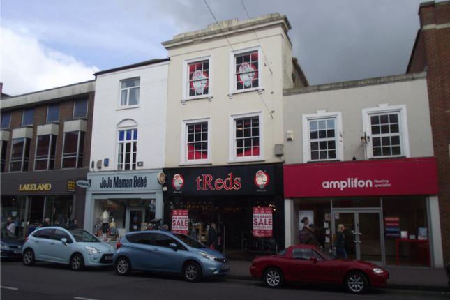Thumbnail Retail premises to let in 17 East Street, Taunton, Somerset