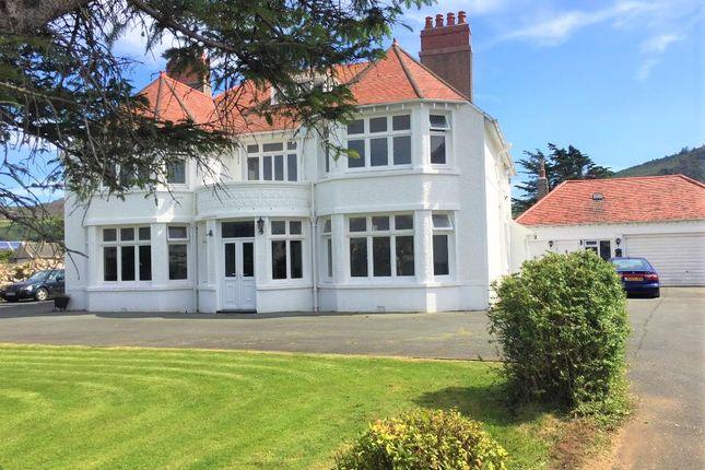 Thumbnail Detached house for sale in Rhodfa'r Mor, Nefyn, Pwllheli
