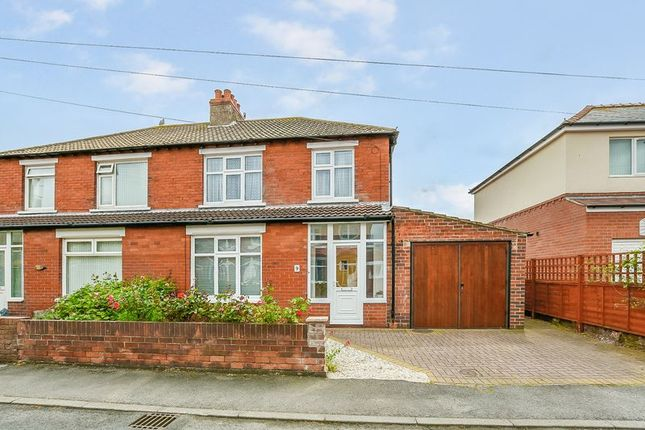 Thumbnail Semi-detached house for sale in Marlborough Avenue, Whitby