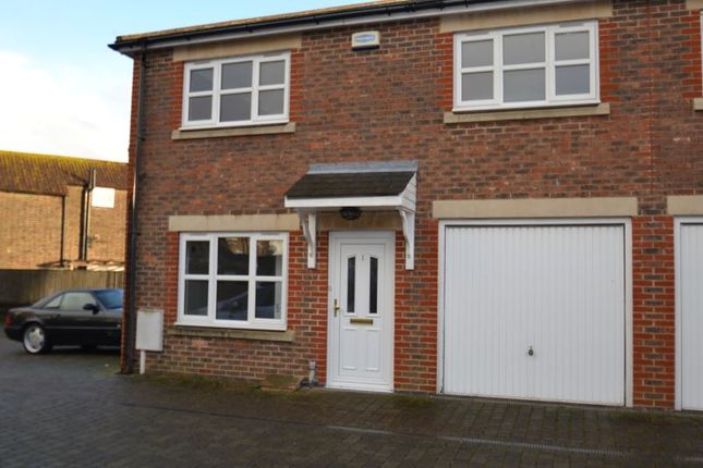 Thumbnail End terrace house to rent in Chawbrook Mews, Eastbourne
