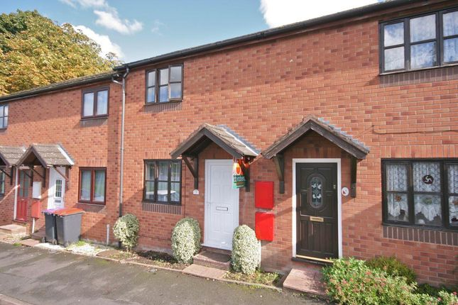 Thumbnail Terraced house for sale in Union Road, Wellington, Telford