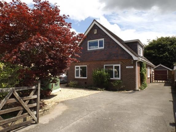 Thumbnail Detached house for sale in Holbury, Southampton, Hampshire