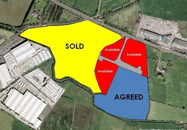 Thumbnail Land for sale in Antrim Road, Mallusk, Newtownabbey, County Antrim