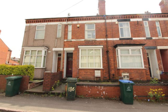 Thumbnail Property to rent in Gulson Road, Coventry