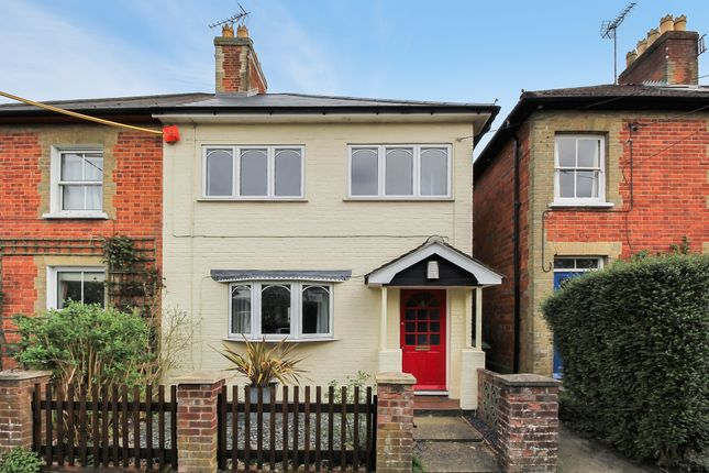 Thumbnail Semi-detached house for sale in Bow Street, Alton, Hampshire