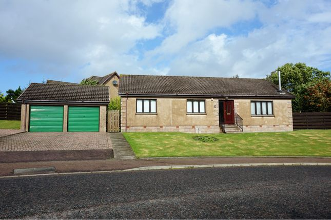 Thumbnail Detached bungalow for sale in West Park Avenue, Inverbervie