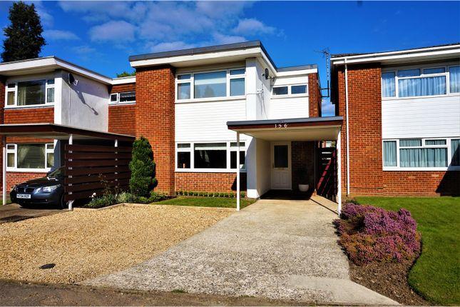 Thumbnail Detached house for sale in Packenham Road, Basingstoke