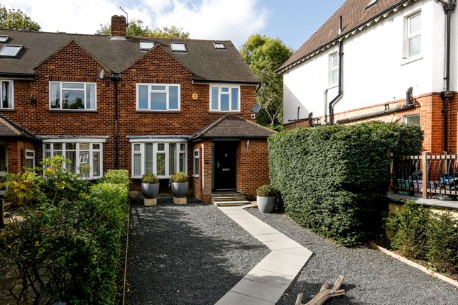 4 Bed Semi Detached House To Rent In Home Park Road London