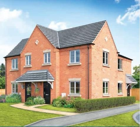 Thumbnail Flat for sale in Bosworth Manor, Hinckley Road, Stoke Golding