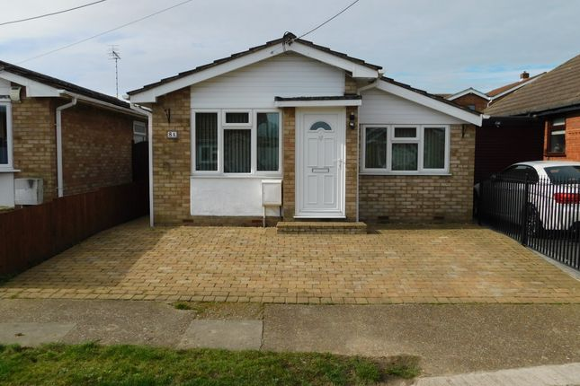 2 bed detached bungalow to rent in Hertford Road, Canvey Island SS8