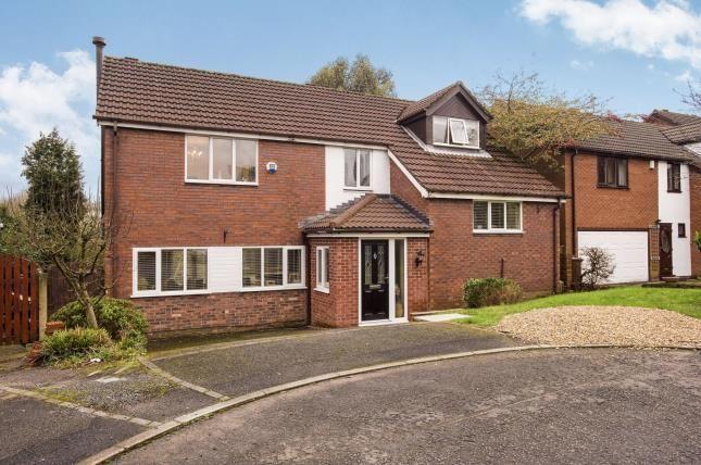 Thumbnail Detached house for sale in Rowan Croft, Clayton-Le-Woods, Chorley, Lancashire