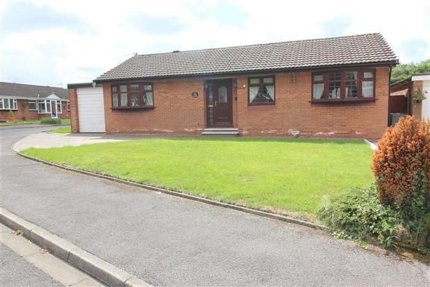 Thumbnail Bungalow to rent in Well Orchard, Bamber Bridge, Preston