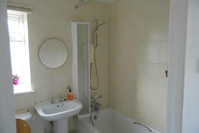 Shower Over Bath of Aled Court, Abergele LL22