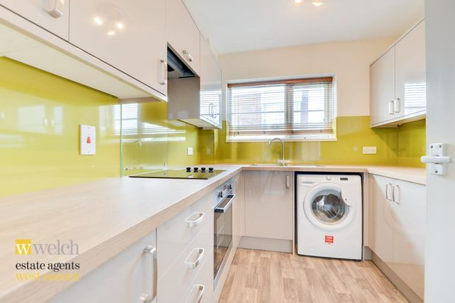 Thumbnail Flat for sale in Rowan House, Goring Chase, Worthing