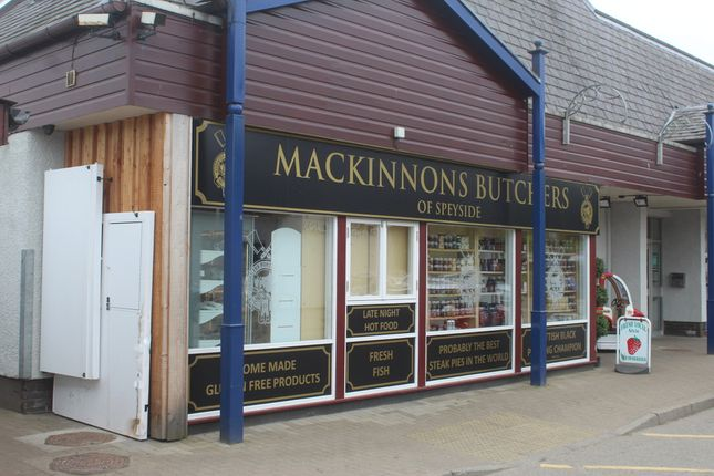 Thumbnail Retail premises for sale in Unit 1E, The Mall, Grampian Rd, Aviemore, Inverness-Shire