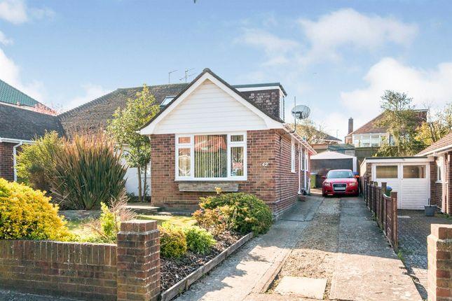 Thumbnail Semi-detached bungalow for sale in Richington Way, Seaford