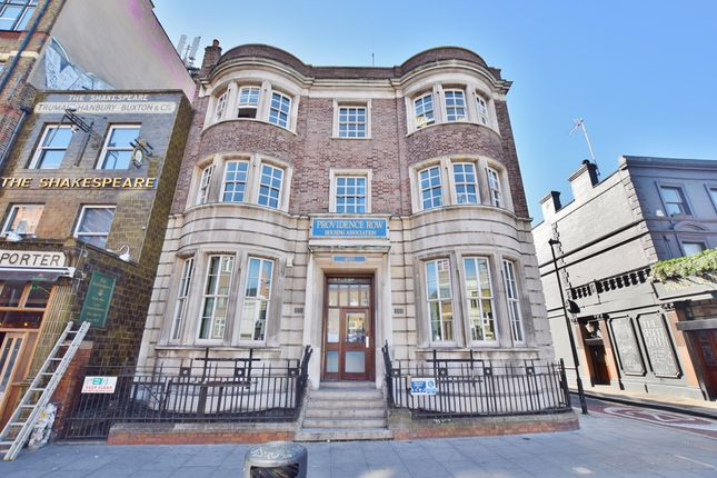 Thumbnail Office to let in Bethnal Green Road, London