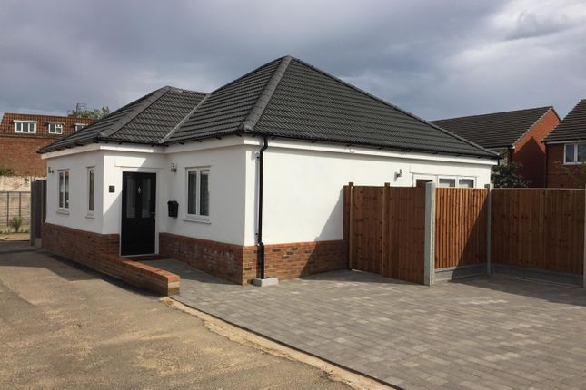 Thumbnail Detached bungalow for sale in Sowrey Avenue, Rainham