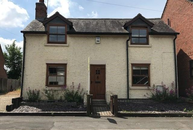 Thumbnail Cottage for sale in Main Street, Thornton, Coalville