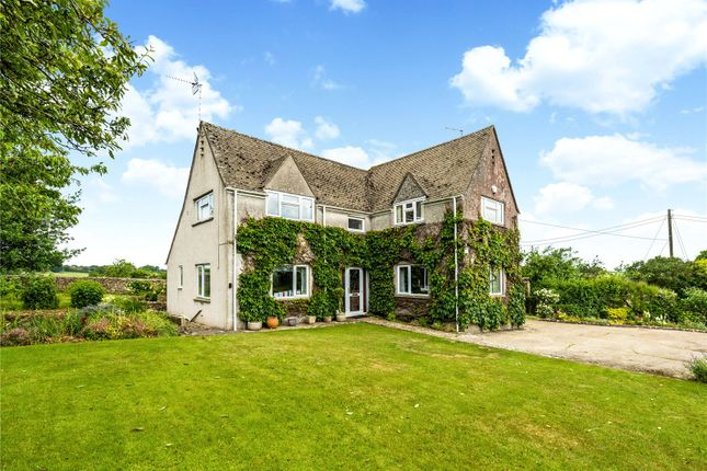 Thumbnail Detached house for sale in Hawthorns, Nympsfield, Stonehouse, Glos