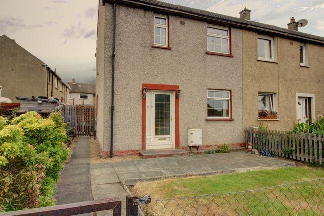 Thumbnail End terrace house for sale in Hillwood Rise, Ratho Station, Newbridge
