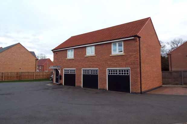 Thumbnail Detached house to rent in Pach Way, Fernwood, Newark