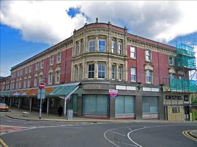 Thumbnail Office for sale in Former Market Hall, 68 Bethcar Street, Ebbw Vale, Blaenau Gwent