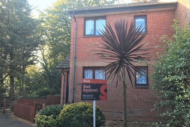 Thumbnail End terrace house to rent in Mary Rose Avenue, Wootton Bridge, Ryde