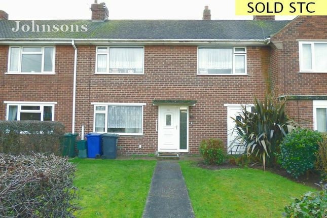 Terraced house for sale in Newmarket Road, Cantley, Doncaster.