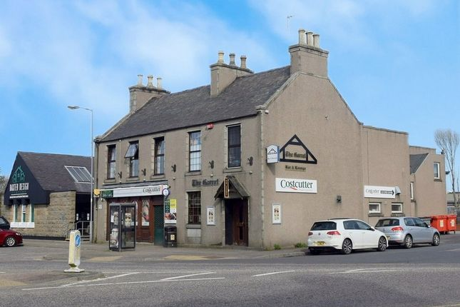 Thumbnail Restaurant/cafe for sale in The Square, Mintlaw, Peterhead