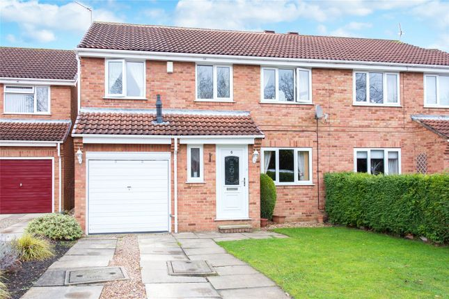 Thumbnail Semi-detached house for sale in Osprey Close, York