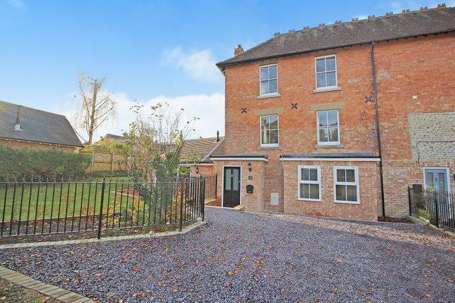 Thumbnail Town house for sale in Boreham Road, Warminster