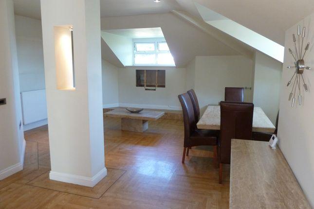 Thumbnail Flat to rent in Torkington Manor, Torkington Road, Hazel Grove