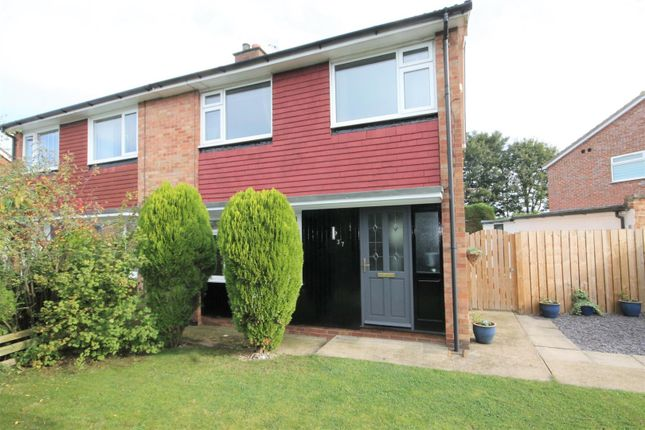 Thumbnail Semi-detached house for sale in Wycliffe Avenue, Northallerton