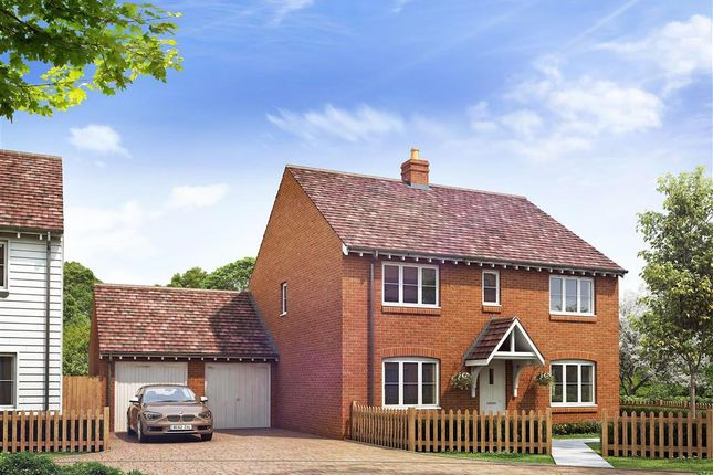 Thumbnail Detached house for sale in Oak Heights, Northiam, Rye, East Sussex