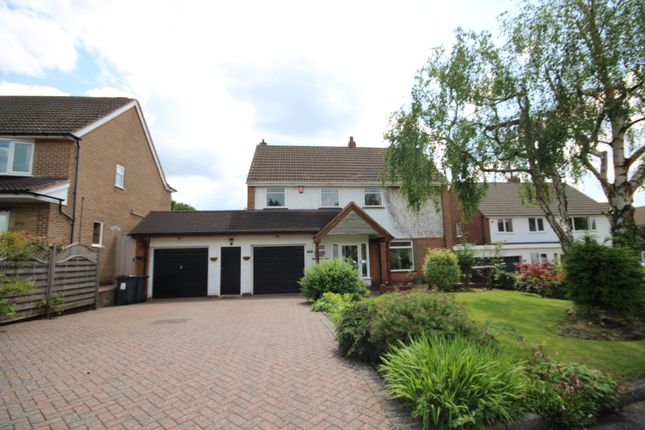 Thumbnail Detached house to rent in Braemar Road, Sutton Coldfield