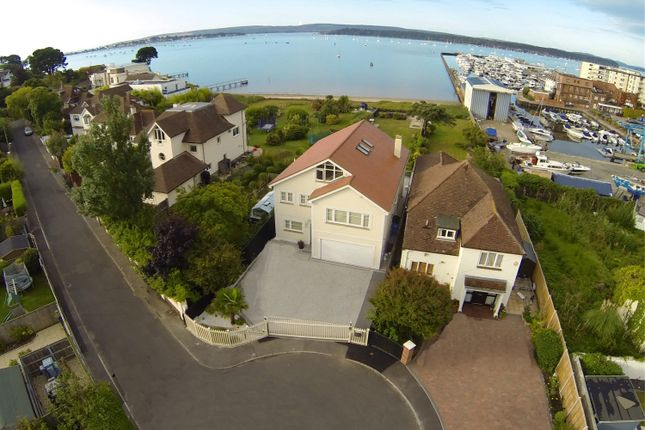 Thumbnail Detached house for sale in Gardens Crescent, Lilliput, Poole, Dorset