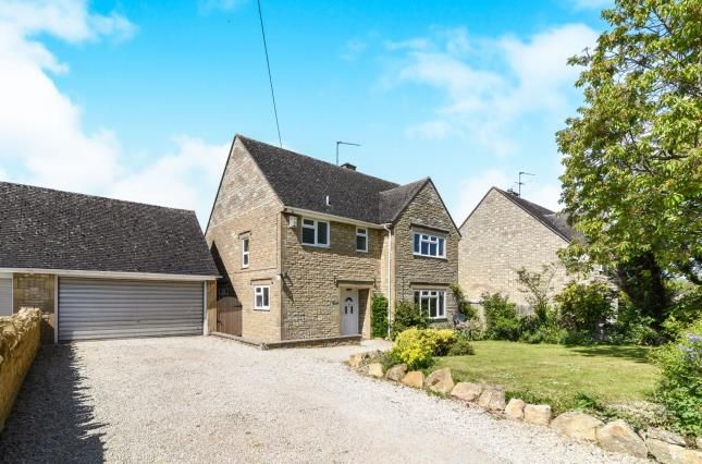 Thumbnail Detached house for sale in Church Street, Weston-Subedge, Chipping Campden