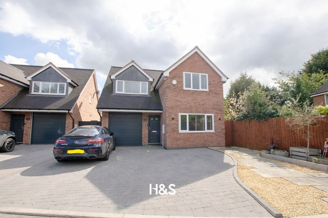 4 bed detached house for sale in Delrene Road, Shirley, Solihull B90