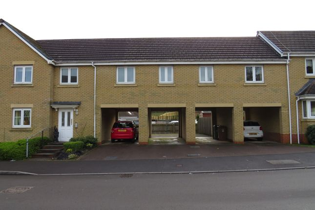Thumbnail Flat for sale in Woodside Drive, Newbridge, Newport