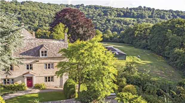 Thumbnail Property for sale in Randalls Green, Chalford Hill, Stroud, Gloucestershire