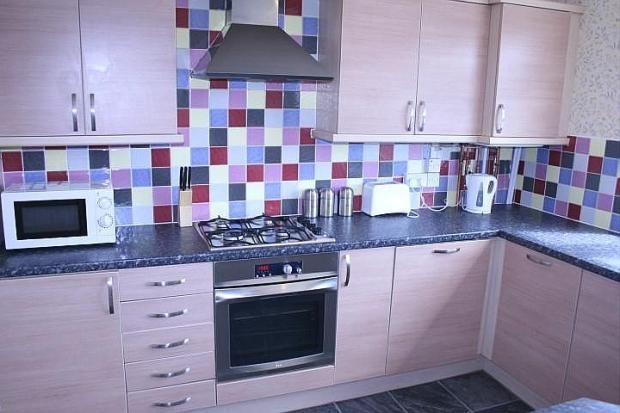 Thumbnail Flat to rent in Craigievar Place, Aberdeen