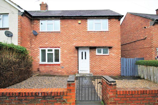 Thumbnail Semi-detached house for sale in Andrew Road, Farringdon, Sunderland