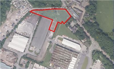 Thumbnail Industrial for sale in Land A Gateway Park, Llandegai Road, Bangor, Gwynedd
