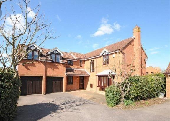 Thumbnail Detached house to rent in Protheroe Field, Old Farm Park, Milton Keynes