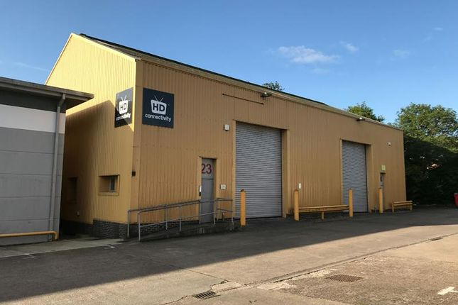 Thumbnail Light industrial to let in Unit 23 And 24, Link Business Centre, Link Way, Malvern, Worcestershire