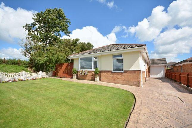 Thumbnail Detached bungalow for sale in Ulverston Drive, Rishton, Blackburn